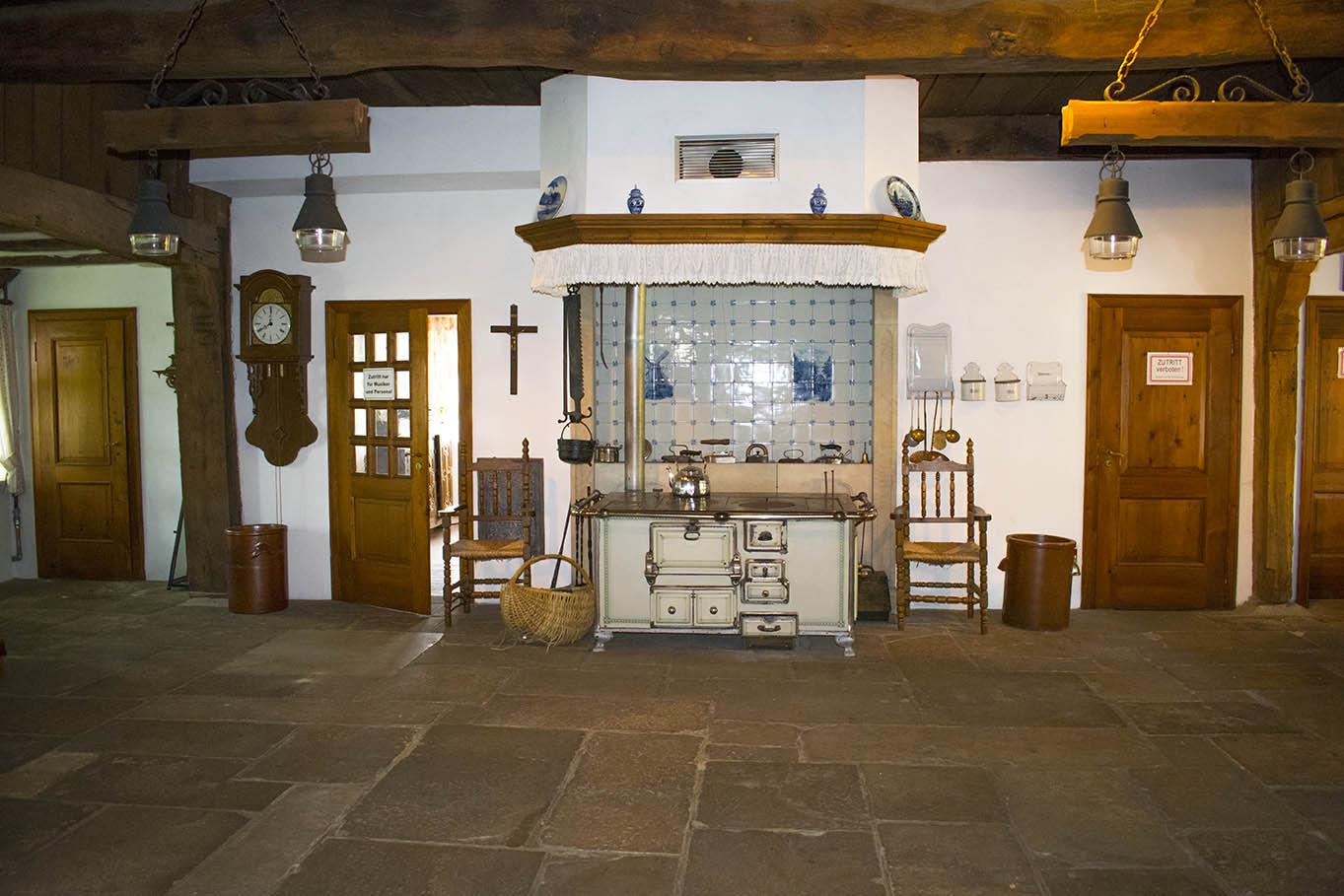 Muellerhaus-Kochstelle