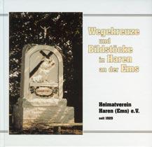 Buch Wegekreuze ST