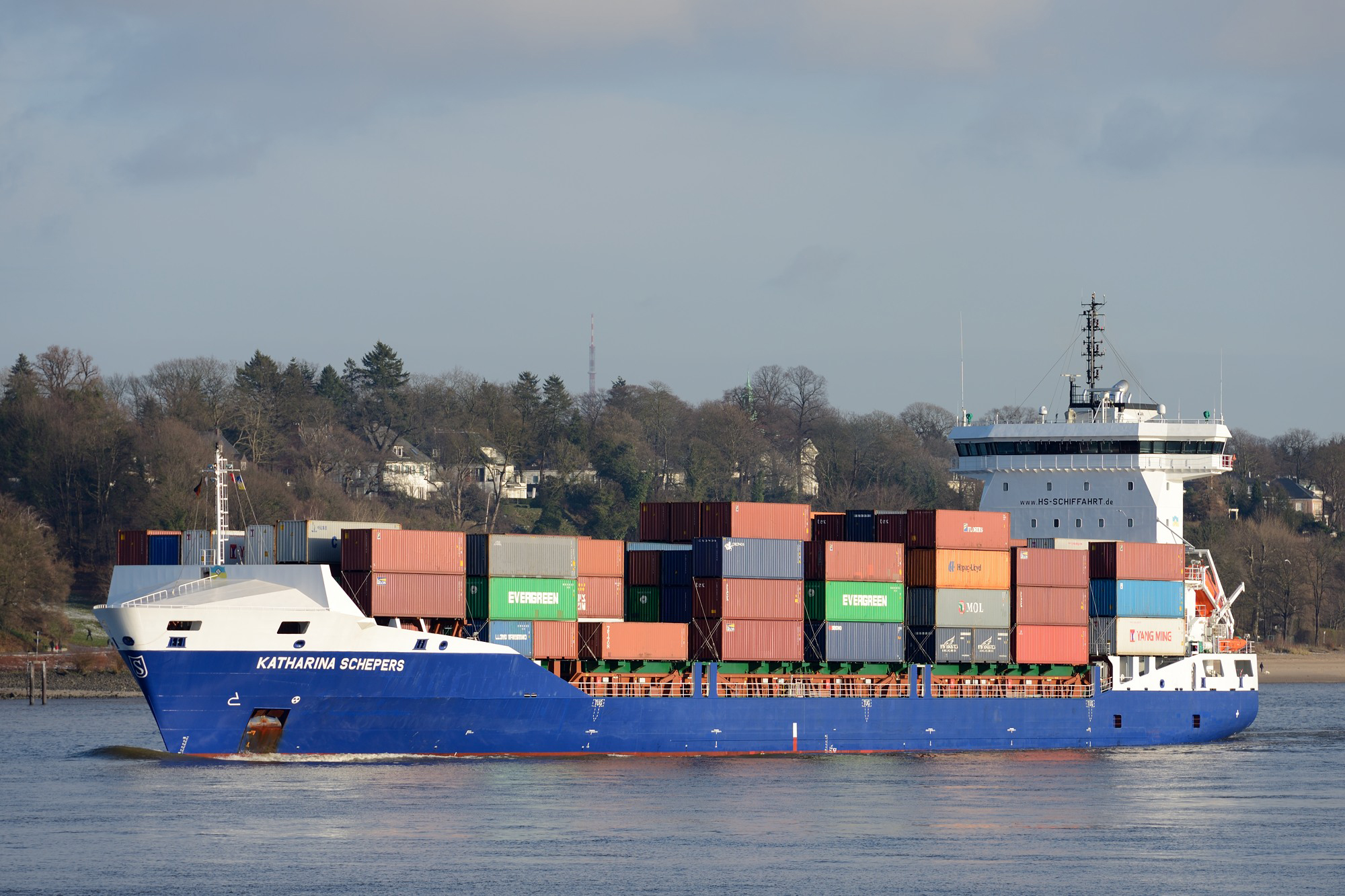 Containerschiffe9